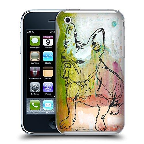 Offizielle Wyanne Einstellung Tiere Ruckseite Hülle für Apple iPhone 3G / 3GS