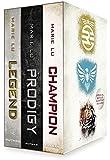 Legend Trilogy Boxed Set-