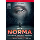 Bellini : Norma. Yoncheva, Calleja, Ganassi, Pappano, Ollé.