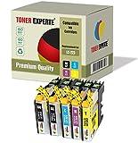 5 XL TONER EXPERTE® LC223 Druckerpatronen kompatibel für Brother DCP-J4120DW, MFC-J4420DW, MFC-J4425DW, MFC-J4620DW, MFC-J4625DW, MFC-J5320DW, MFC-J5620DW, MFC-J5625DW, MFC-J5720DW