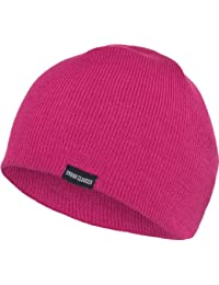 "Urban : ""Basic Beanie"" Size: one size, Color: fuchsia …TB306"