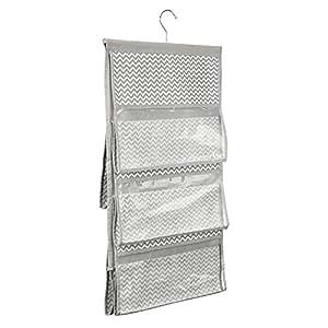 Interdesign axis rangement pour sacs pour armoire - Organisateur table a langer a suspendre ...