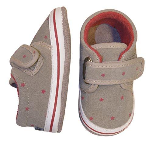 MOVE BY MELTON Suede shoe, Skeat Hausschuhe, Chaussures souples pour bébé (fille)