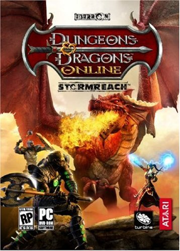 Dungeons + Dragons Online