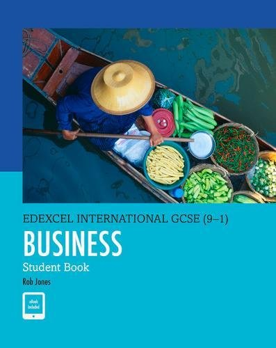 Edexcel International GCSE (9-1) Business Student Book