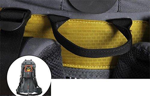 sacchetti di alpinismo all'aperto professionali 40l zaino tracolla uomini e donne zaino da viaggio ( Colore : Nero , dimensioni : 40L ) Royal Blue