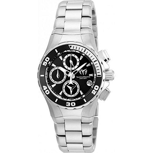 technomarine-manta-femme-32mm-bracelet-boitier-acier-inoxydable-quartz-cadran-gris-montre-215049