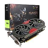 Specifiche GPU del motore: struttura di base: GP107 tecnologia di base: 14nm core NVIDIA CUDA: 768 orologio Base / OC (MHz): 1290/1379 Boost / orologio OC (MHz): 1392/1493 Memory clock / OC (MHz): 7000MHZMemoria Spec: Velocità di memoria: 7 Gbps conf...