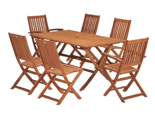 Wood Garden Furniture Amazon.uk