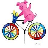 Pig Bike Spinner