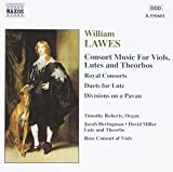 Consort Music for viols, lutes and