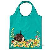 Tasche Shopping Stofftasche Beuteltasche Igel - 55 x 37 cm