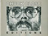 Chuck Close. Editions. A Catalog Raisonne and Exhibition. The Butler Institute of American Art, Youngstown, Ohio, September 17th - November 26th, 1989