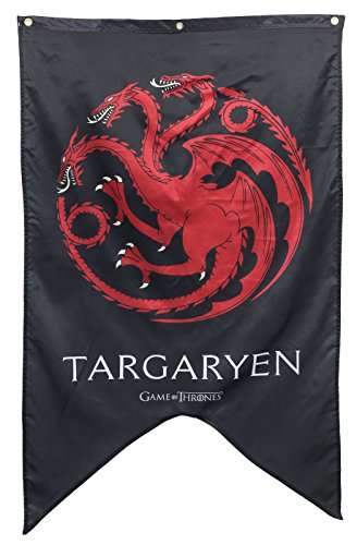 Game Of Thrones Targaryen Family Banner