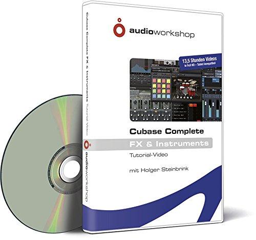 Cubase Complete - FX und Instruments