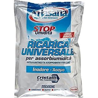 Ariasana 673937 - Di ricambio per deumidificatori - toilette neutro - 450g
