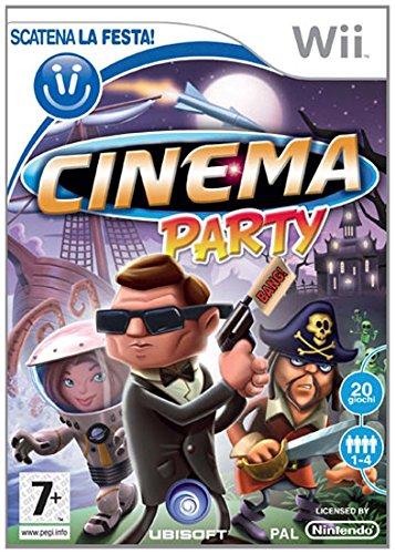 TA LA FESTA! WII CINEMA PARTY ()
