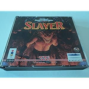 Slayer Advanced dungeons and dragons official game – 3DO – PAL