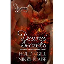 Desires' Secrets: Volume 3