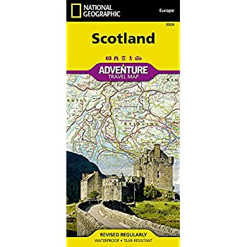 SCOTLAND  1/440.000