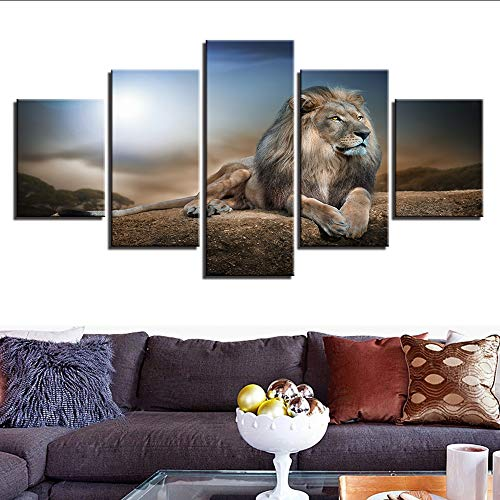 Myvovo Sin Marco Impresiones HD Modernas ImágenesSalón