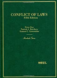 Conflict of Laws (Hornbooks)