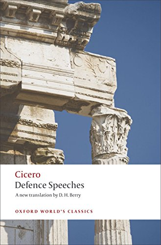 Defence Speeches (Oxford World's Classics)
