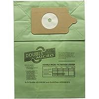 Auk faq200–31bolsa de papel de limpieza rápida (Pack de 2)