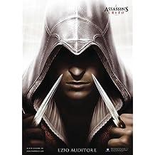 Assassin's Creed II 2 Ezio Auditore Da Firenze mod, 1 Póster con diseño de 70 x 100 cm.