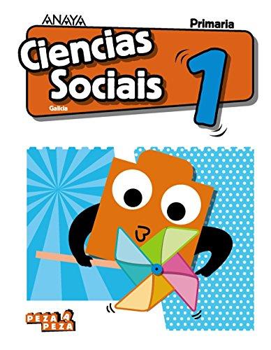 Ciencias Sociais 1. (Peza a Peza)