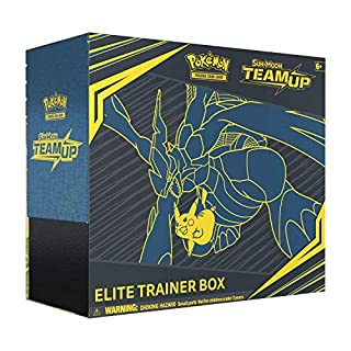 Pokémon POK80498 TCG: Sun and Moon 9 Team Up Elite Trainer Box, Multi