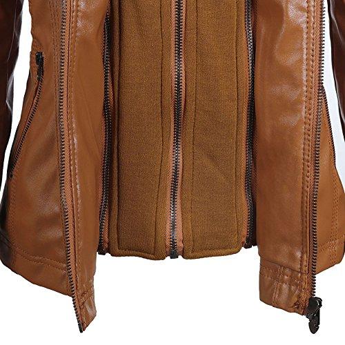 iShine camicia donna invernale Donna Giacca Cappotto Giacche Outwear 2#
