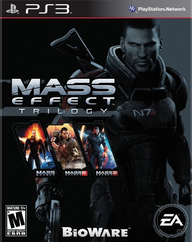 Mass Effect Trilogy - [Importación USA]