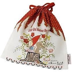 Shinzi Katoh bolso de la bolsa: Caperucita Roja Diseño