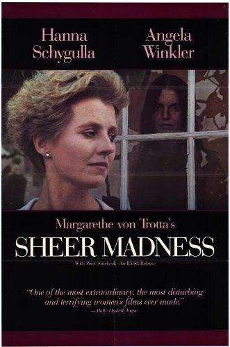 Sheer Madness Plakat Movie Poster (11 x 17 Inches - 28cm x 44cm) (1983)