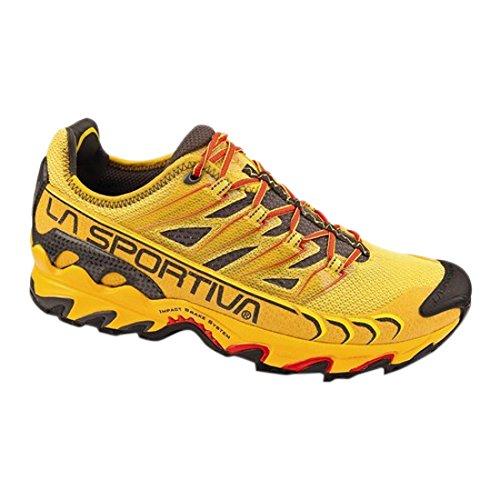 La Sportiva Ultra Raptor - Deportivos de running para hombre, color amarillo, talla 41