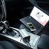 Garciaria Onduleur pour Voiture 400W avec 2 Prises et 2 Ports de Charge USB Inverter...