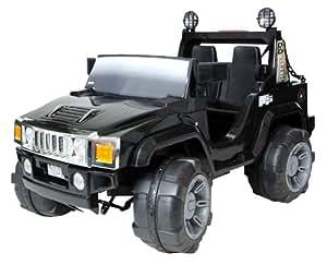 sixbros force land elektroauto kinder off road schwarz. Black Bedroom Furniture Sets. Home Design Ideas