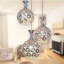 Lampadari moderni in cristallo con pendenti for Lampadari pendenti
