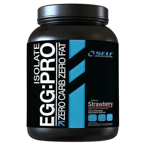 Isolate Egg:Pro 1 kg Vanilla - Vanille Egg Protein