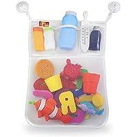 Booga Baby Bad Organizer für Badespielzeug | Badewannenspielzeug Organizer mit Mehreren Taschen