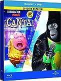 ¡Canta! (Edición Metálica) (BD + DVD) [Blu-ray]