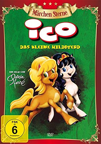 Ico - Das kleine Wildpferd - Märchen Sterne