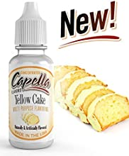 Capella Aroma 13ml DIY Yellow Cake
