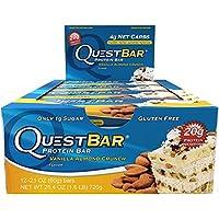 Quest Bar - Vanilla Almond Crunch - 60g