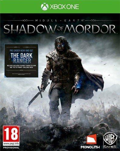 Mittelerde Mordors Schatten XB-ONE AT D1 Dark Ranger