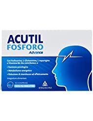 Angelini Acutil Advance Fosforo - 50 Compresse