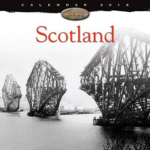 Scotland Wall Calendar 2016 (Art Calendar)