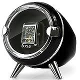 Axis® Uhrenbeweger AXW090BA für einzelne Automatikuhren, Schwarz