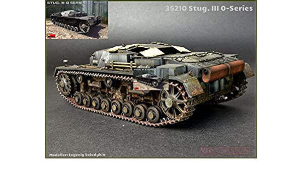 Miniart 1:35 Stug Iii O-series